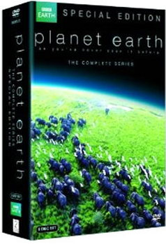 David Attenborough: Planet Earth - The Complete Series (Special Edition) (DVD)