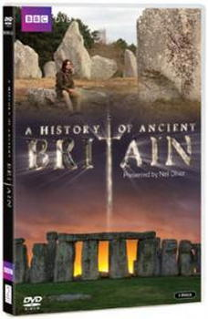 A History Of Ancient Britain - Series 1 (DVD)