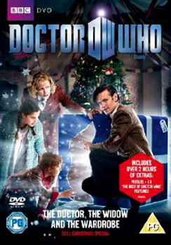 Doctor Who Christmas Special 2011 - The Doctor  The Widow And The Wardrobe (DVD)