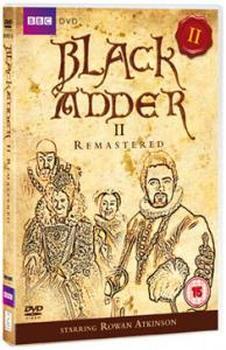 Blackadder Ii - Remastered (DVD)