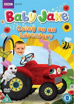 Baby Jake - Going On An Adventure (DVD)