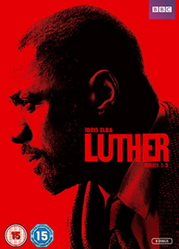 Luther: Series 1-3 Boxset (DVD)