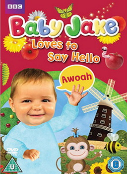 Baby Jake Loves To Say Hello (DVD)