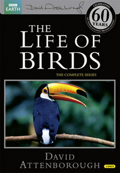 David Attenborough: The Life Of Birds - The Complete Series (DVD)
