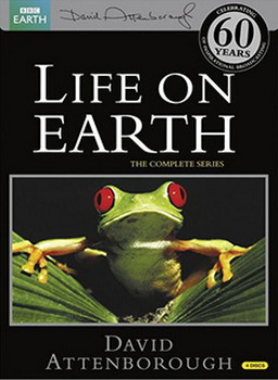David Attenborough: Life On Earth - The Complete Series (1979) (DVD)