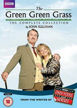 The Green Green Grass Series 1 - 4 (DVD)