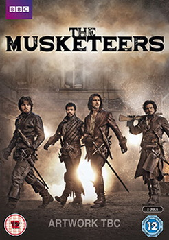 The Musketeers - Series 1 (DVD)