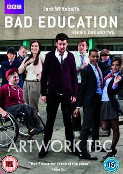 Bad Education Series 1 & 2 Box Set (DVD)