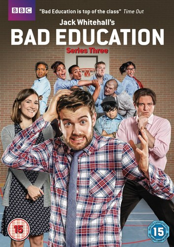 Bad Education - Series 3 - Complete (DVD)