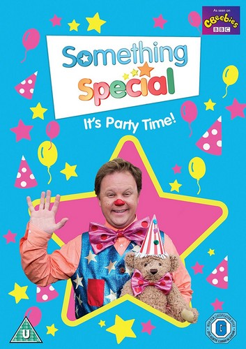 Something Special - It'S Party Time (DVD)