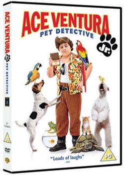 Ace Ventura: Pet Detective Junior (DVD)