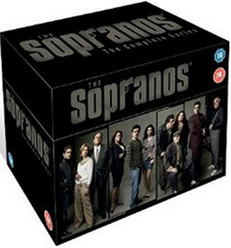 The Sopranos - Hbo Complete Season 1-6 (DVD)