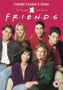 Friends: Season 1 - Extended Cut (DVD)