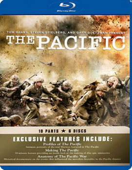 The Pacific - Complete HBO Series (Blu-Ray)