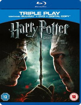 Harry Potter And The Deathly Hallows Part 2 (Blu-Ray)