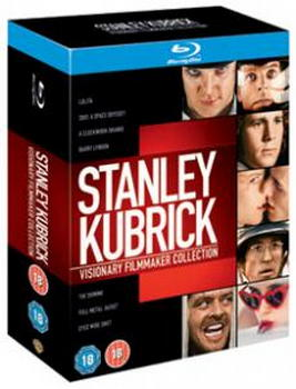 Stanley Kubrick Collection (BLU-RAY)