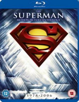 The Complete Superman Collection - 1978-2006 (Blu-Ray)