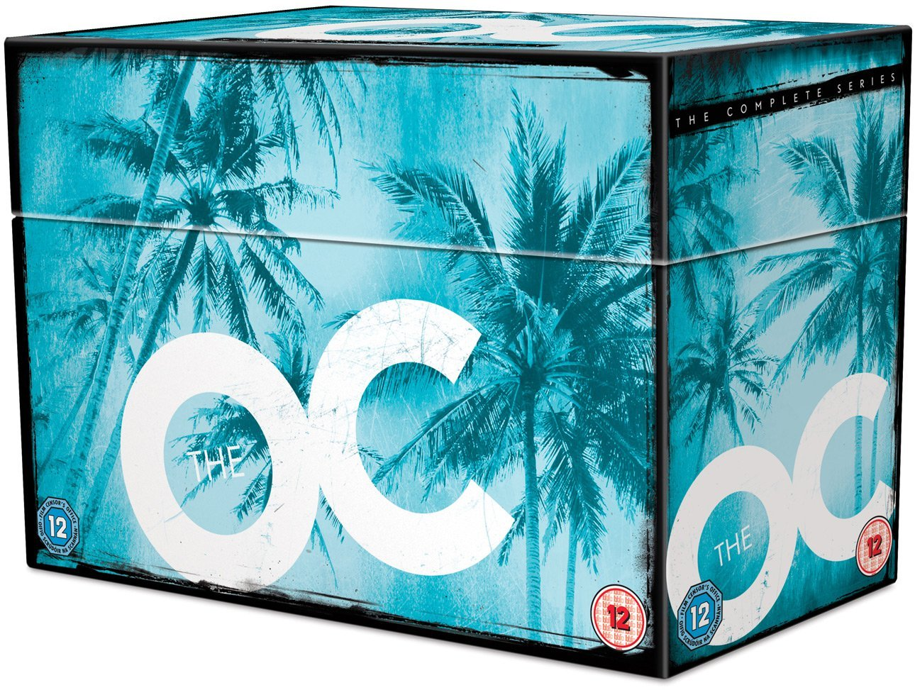 The O.C. - Complete Season 1-4 (DVD)