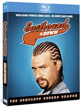 Eastbound And Down - Season 2 (BLU-RAY)