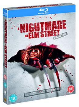 A Nightmare On Elm Street 1-7 (Blu-Ray)