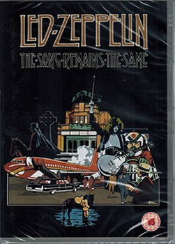 Led Zeppelin - The Song Remains The Same (DVD)