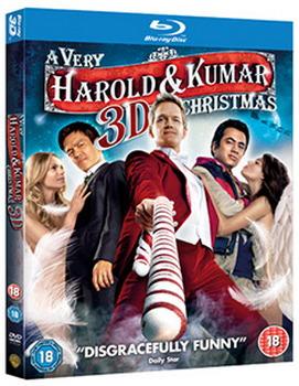 A Very Harold & Kumar 3D Christmas (Blu-ray 3D)