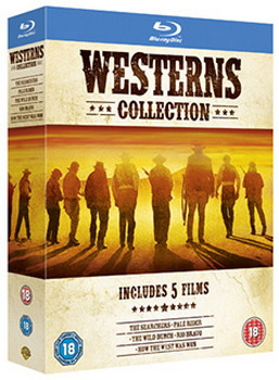 Westerns Collection (Blu-Ray)