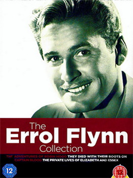 The Errol Flynn Collection:The Adventures Of Robin Hood/They Died With Their Boots On/Captain Blood/The Private Lives Of Elizabeth And Essex (DVD)