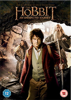 The Hobbit - An Unexpected Journey (DVD)