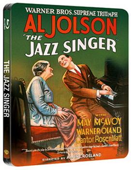 The Jazz Singer Steelbook (Blu-ray + UV Copy)