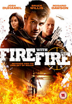 Fire With Fire (Dvd + Uv Copy) (DVD)
