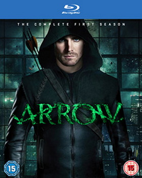 Arrow - Season 1 (Blu-Ray)