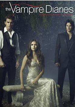 The Vampire Diaries - Season 4 (DVD)