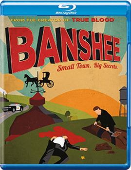 Banshee - HBO Season 1 (Blu-Ray)