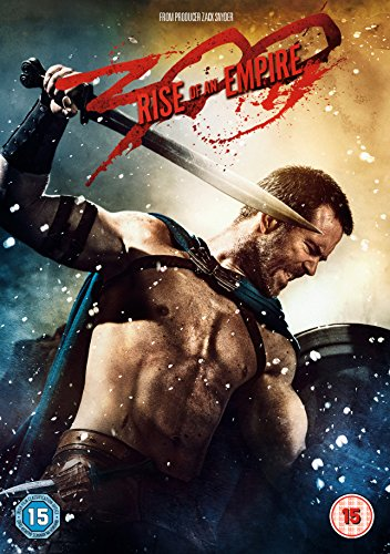 300: Rise Of An Empire (DVD)