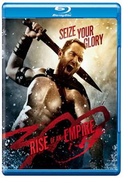 300: Rise Of An Empire [Blu-ray 3D + Blu-ray + UV Copy]