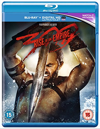 300: Rise Of An Empire [Blu-ray + UV Copy]