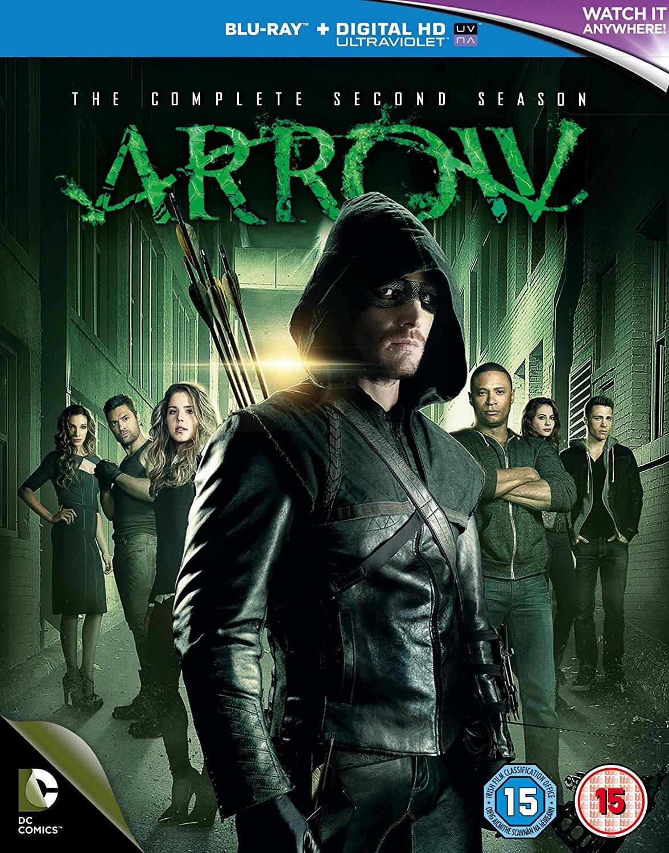 Arrow Season 2 (Blu-ray)