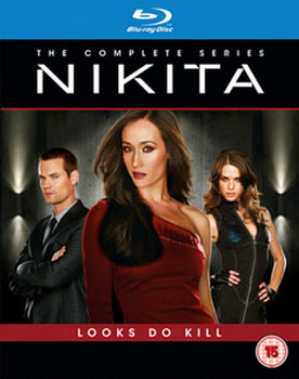 Nikita - Season 1-4 (Blu-ray)