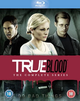True Blood - Season 1-7 (Blu-ray) (Region Free)