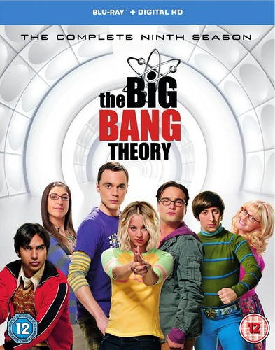 The Big Bang Theory - Season 9 (Blu-Ray) (DVD)