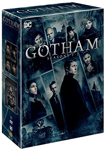 Gotham - Season 1-2 [Blu-ray]
