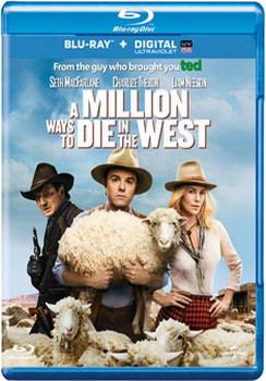 A Million Ways to Die in the West (Blu-ray) (Region Free)