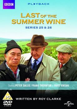 Last Of The Summer Wine: Series 25 & 26 (DVD)