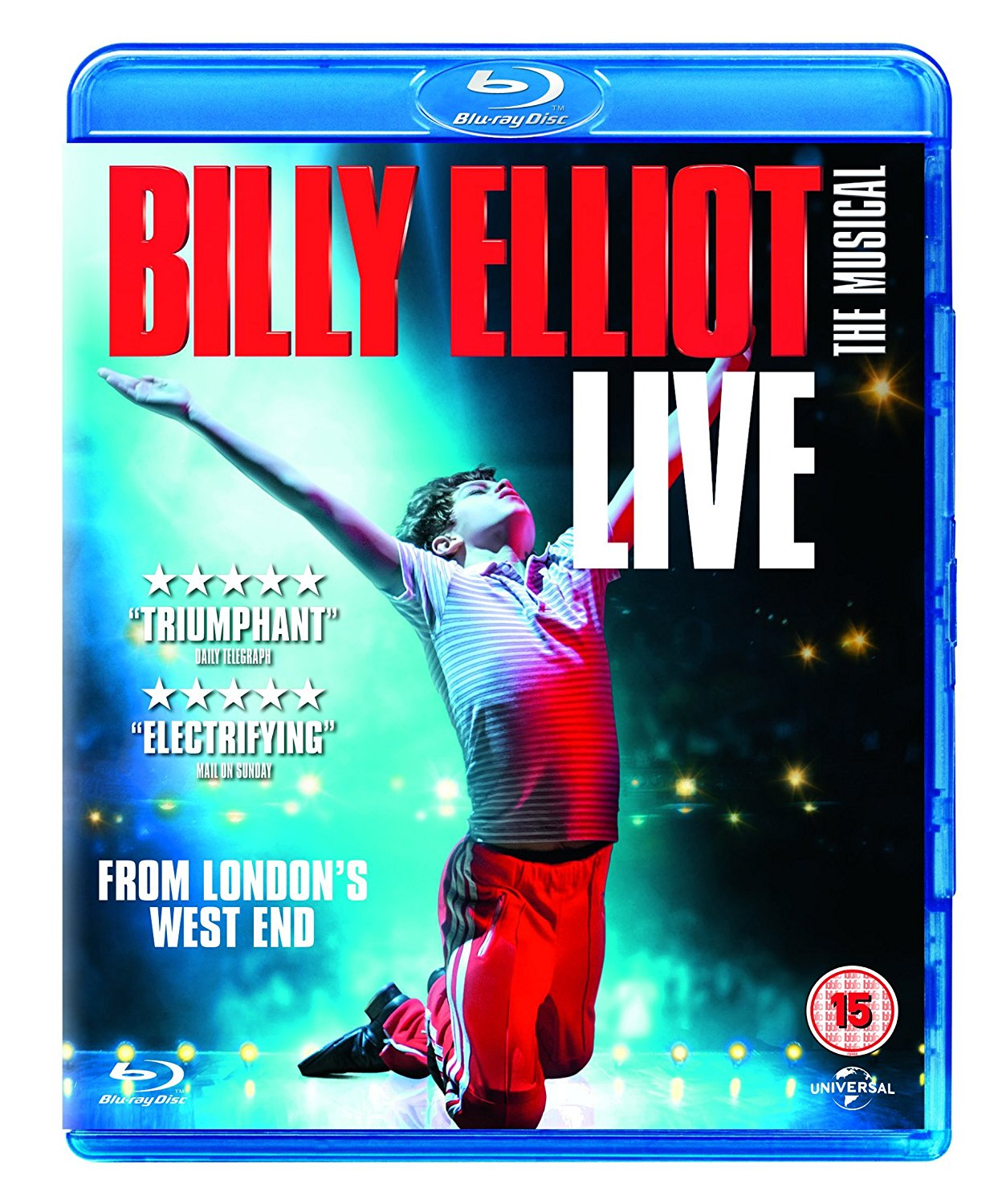 Billy Elliot The Musical Live! (Blu-ray)