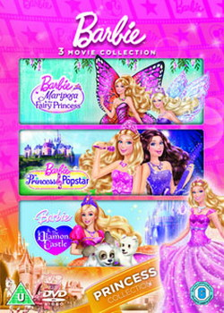 Barbie: The Princess Collection (2014) (DVD)