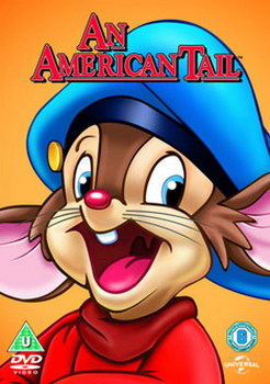 An American Tail (1986) (DVD)