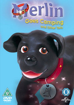 Merlin The Magical Puppy: Merlin Goes Camping And Other Tails (DVD)