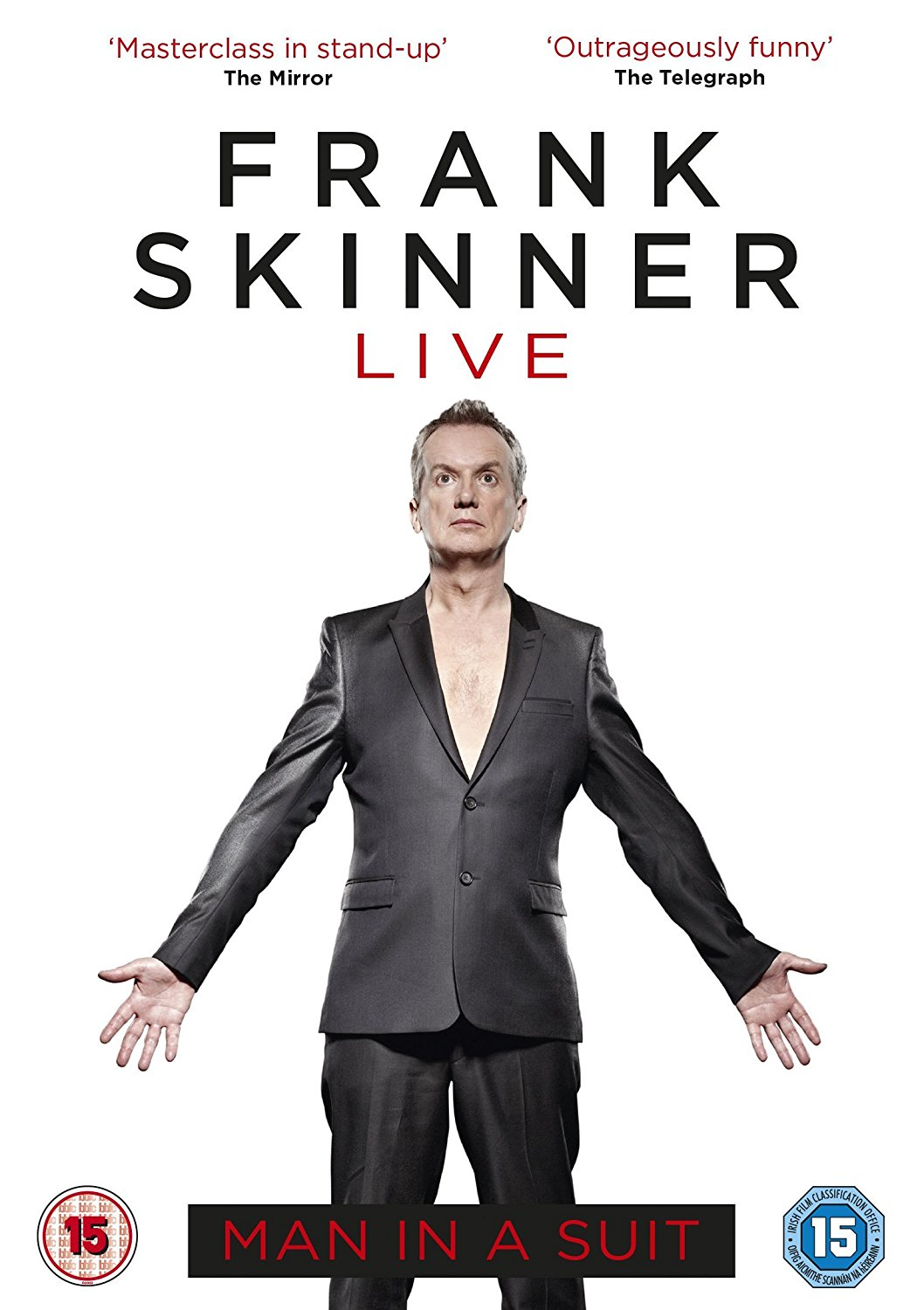 Frank Skinner Live - Man In A Suit (DVD)