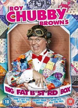 Roy Chubby Brown'S Big Fat B******D Box (DVD)